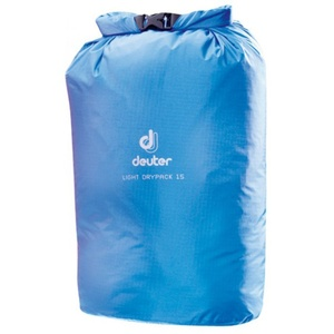 Vodotesný vak Deuter Light Drypack 15 coolblue (39272), Deuter