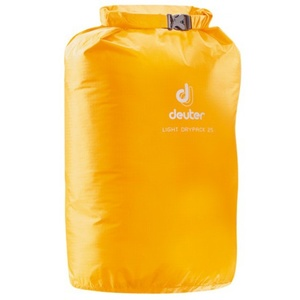 Vodotesný vak Deuter Light Drypack 25 sun (39282), Deuter