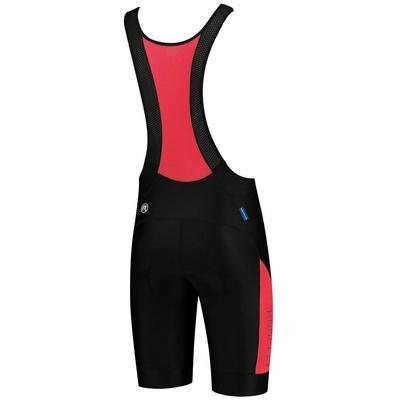 Kraťasy na kolo Rogelli Tyro, čierno-červené 002.228, Rogelli