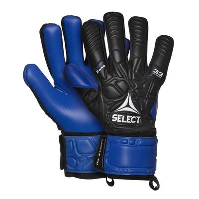 Brankárske rukavice Select GK gloves 33 Allround čierno modrá, Select