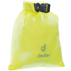 Vodotesný vak Deuter Light Drypack 1 neon (39680), Deuter