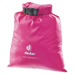 Vodotesný vak Deuter Light Drypack 3 magenta (39690), Deuter