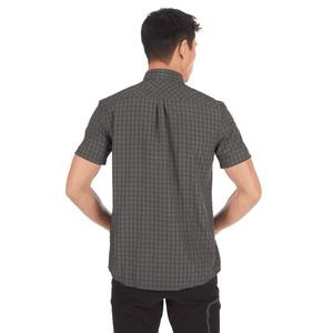 Pánska košele Mammut Lenni Shirt Men titanium, Mammut