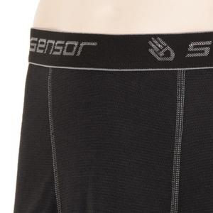 Pánske boxerky Sensor Double Face čierne 16200050, Sensor
