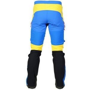 Nohavice Direct Alpine Cascade Plus blue / yellow, Direct Alpine