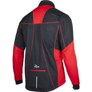 Bunda Rogelli UBALDO čierno-červená 003.028, Rogelli