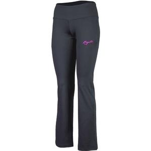 Dámske fitness nohavice Rogelli Fadya čierno-ružové 050.208, Rogelli