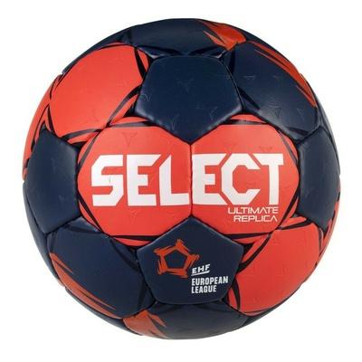 Hádzanárska lopta Select Replika HB UltiMate EL červeno-modrá, Select