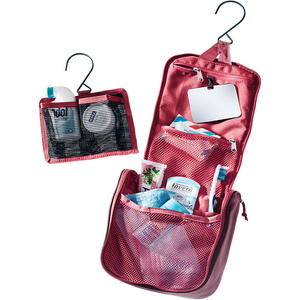 Hygienické puzdro Deuter Wash Center I (3900420) cranberry-maron, Deuter