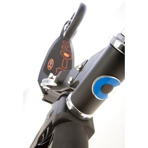 Kolobežka Micro Black Interlock, Micro