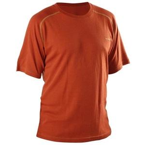 Tričko AFARS Merino krátky rukáv Orange, Warp