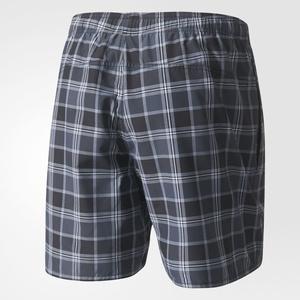 Plavecké kraťasy adidas Check Short SL AJ5559, adidas