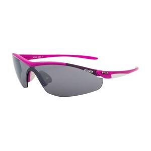 Športové slnečné okuliare R2 LADY ružové AT025D