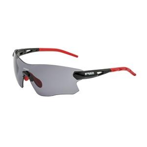Športové slnečné okuliare R2 SPIN čierne AT084A