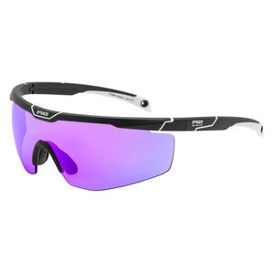 Športové slnečné okuliare R2 Speedy čierno žlté AT088F, R2
