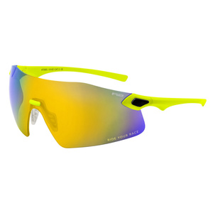 Športové slnečné okuliare R2 Vivid XL biele AT090G, R2
