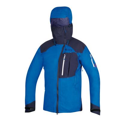 Hardshell bunda Direct Alpine Guide modrá/indigo