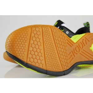 Topánky Salming Kobra Men Black/Yellow, Salming