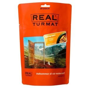 Real Turmat Kurča na kari s ryžou, 138 g, Real Turmat
