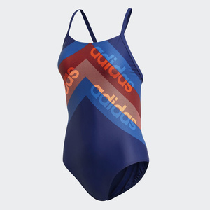 Plavky adidas Lineage One Piece DH2403, adidas
