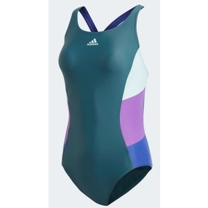 Plavky adidas Fit Colorblock One piece DQ3239, adidas