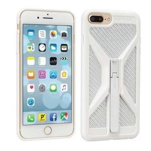 Obal Topeak RIDECASE pre iPhone 6 Plus, 6S Plus, 7 Plus, 8 Plus biela, Topeak