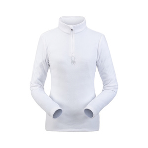 Rolák Spyder Women's Shimmer Bug Velour Fleece T-Neck 194091-100, Spyder