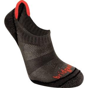 Ponožky Bridgedale Trailsport Ultra Light Cool Comfort No Show gunmetal/866