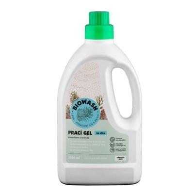 Biowash Gél céder / lanolín na vlnu 1,5 l, Biowash