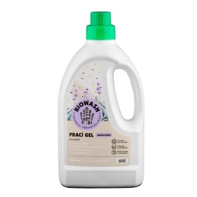 Biowash Gél levanduľa 1,5 l, Biowash