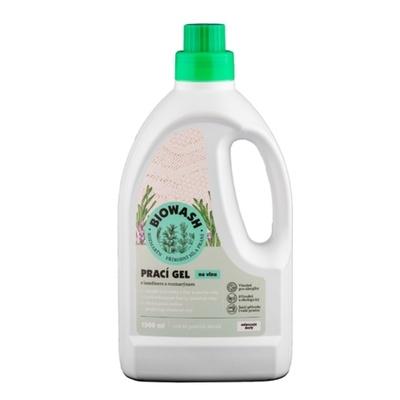 Biowash Gél rozmarín / lanolín na vlnu 1,5 l, Biowash