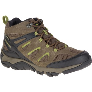 Topánky Merrell OUTMOST MID VENT GTX boulder J09507, Merrell