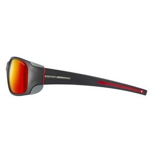 Slnečný okuliare Julbo Monterosa SP3 CF matt black / red, Julbo