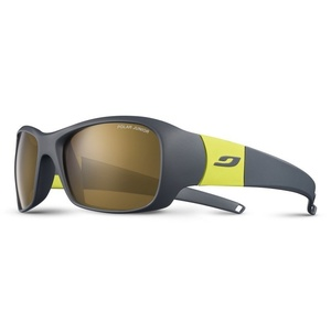 Slnečný okuliare Julbo PICCOLO Polar3 Junior dark grey / yellow green, Julbo