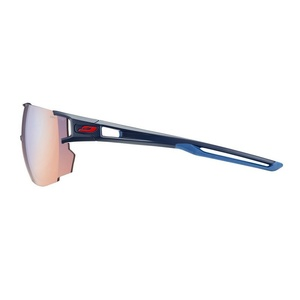 Slnečný okuliare Julbo Aerospeed ZEBRA LIGHT RED dark blue / dark blue / orange, Julbo