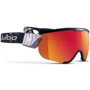 Lyžiarske okuliare Julbo Sniper L CAT 2 (multilayer fire) black, Julbo