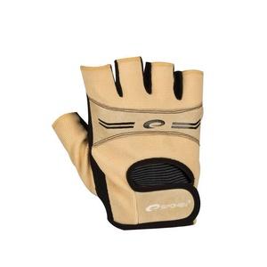 Dámske Fitness rukavice Spokey ELENA béžové, Spokey