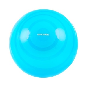 Gymnastický lopta Spokey FITBALL FLEX 55 cm vrátane pumpičky tyrkysový, Spokey