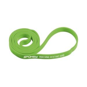 Odporové guma Spokey POWER II zelená odpor 6-10 kg, Spokey