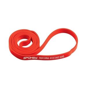Odporové guma Spokey POWER II červená odpor 8-15 kg, Spokey