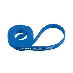 Odporové guma Spokey POWER II modrá odpor 15-20 kg, Spokey