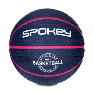 Basketbalový lopta Spokey MAGIC modrý s ružovým, veľkosť 7, Spokey