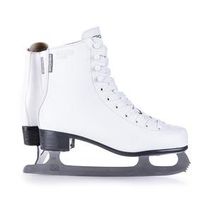 Krasokorčuliarske korčule Spokey Kilian biele, Spokey