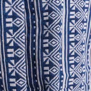 Hojdací sieť Spokey ZUNI modro-biela, Spokey