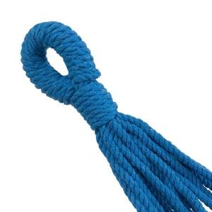 Hojdací sieť Spokey IPANEMA 100x200cm modrá-zelená, Spokey