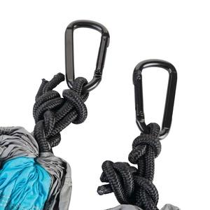 Hojdací sieť Spokey COCOON do 150 kg, modrá, Spokey