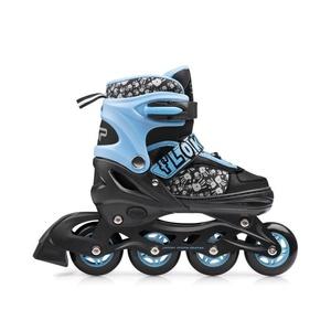 Kolieskové korčule Spokey Floki modré, Spokey