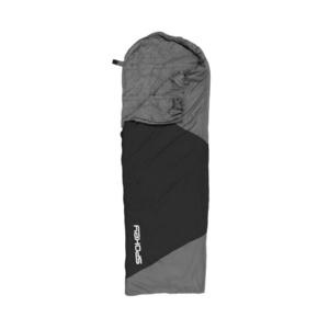 Spacie vrece Spokey ULTRALIGHT 600 II čierno / šedý, pravé zapínanie, Spokey