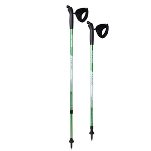 Palice Nordic Walking Spokey FUEGO 2-dílné, systém anti-shock, Spokey