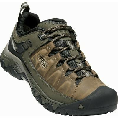 Topánky Keen TARGHEE III WP Muži čierna bungee šnúra/čierna, Keen
